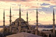 Sultan Ahmed(Blue Mosque) Istanbul