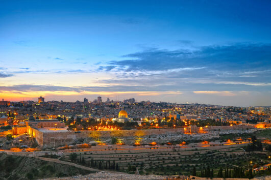 4 Days 3 Nights The Holy City Jerusalem Tour