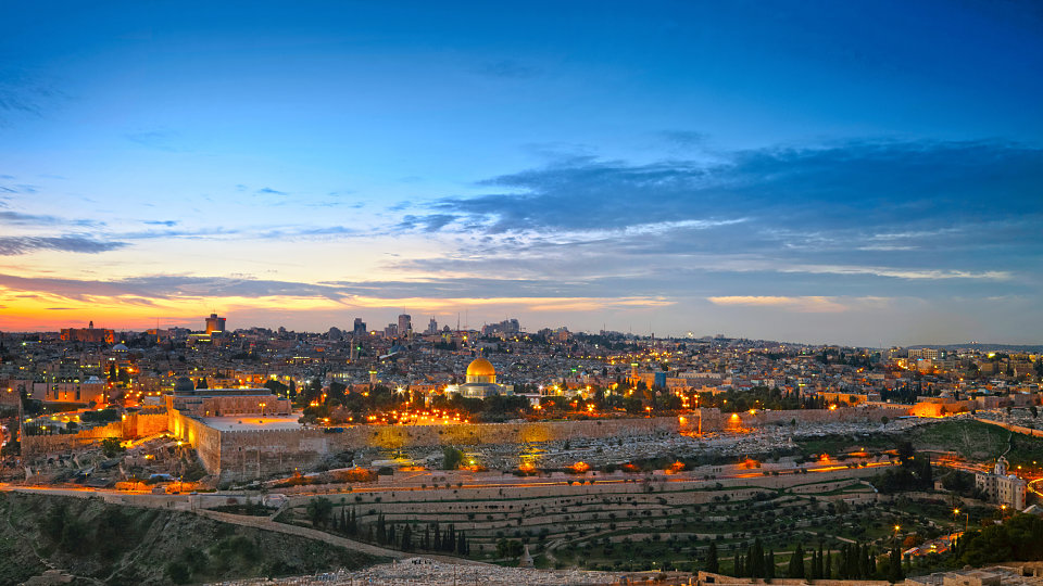 Jew Detector: 4 Days 3 Nights The Holy City Jerusalem Tour