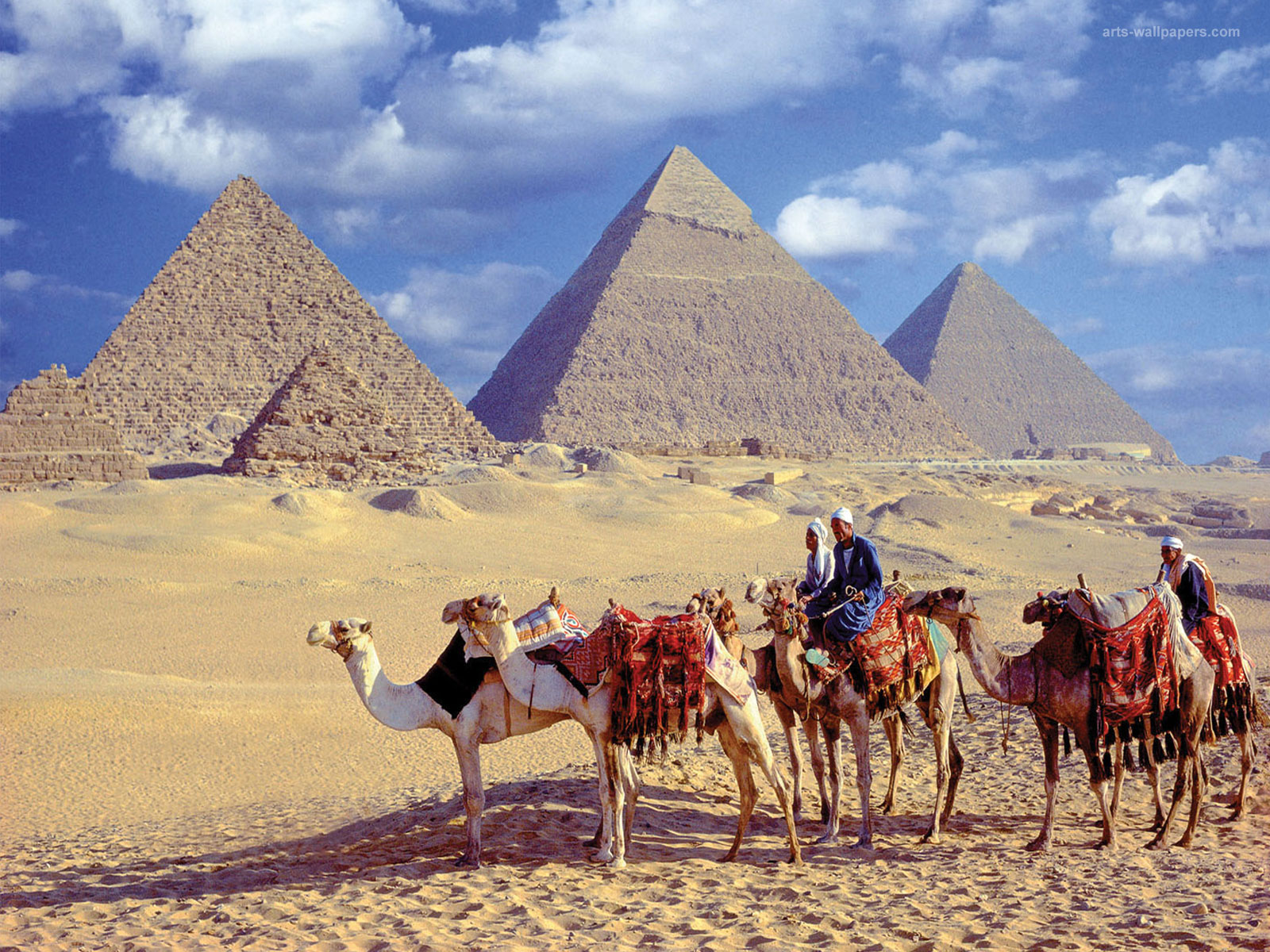 10 Days 9 Nights Highlights of Greece and Egypt Tour