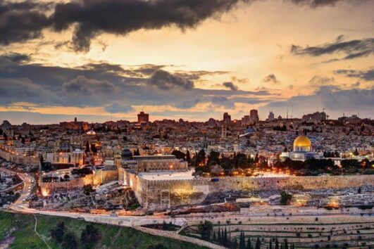 7 Nights 8 Days Israel Bibleland Tour