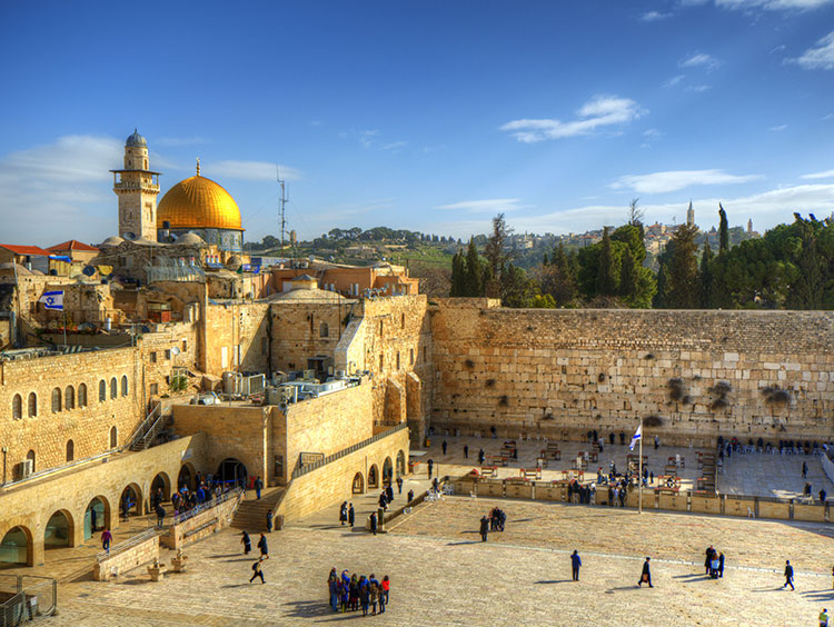 8 Days 7 Nights Heritage of the Holyland Tour