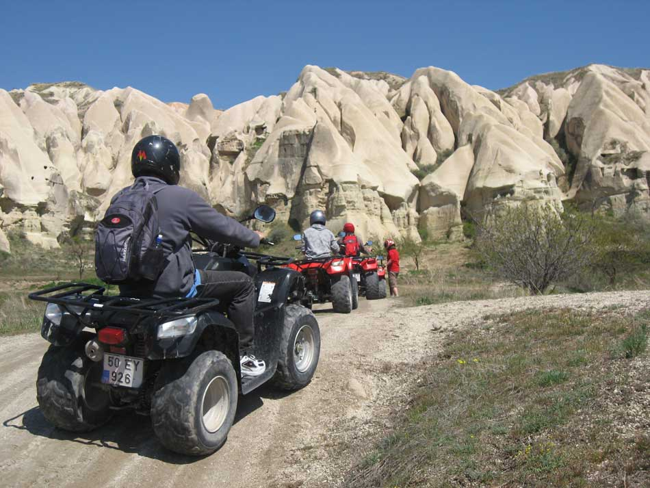 atv quad biking tour cappadocia. Black Bedroom Furniture Sets. Home Design Ideas