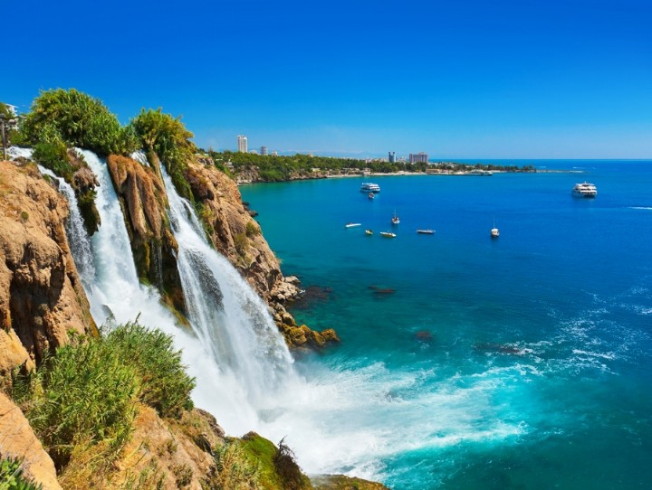 Antalya Waterfall Tours