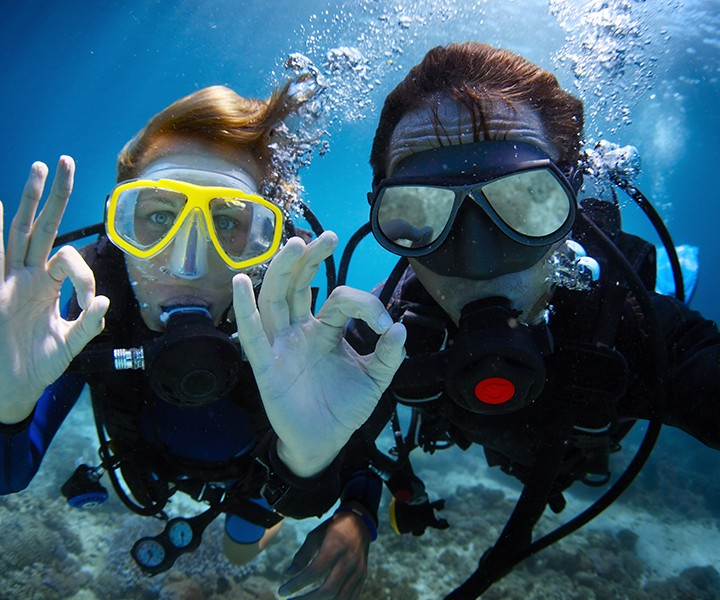 Bodrum Excursions Scuba Diving