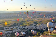 Cappadocia hot air Tour