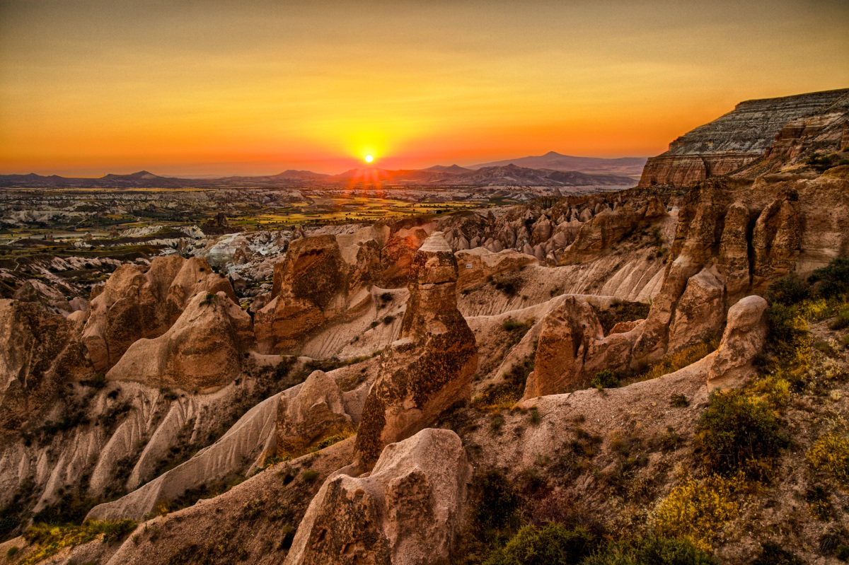 Full Day Luxury Cappadocia Tour