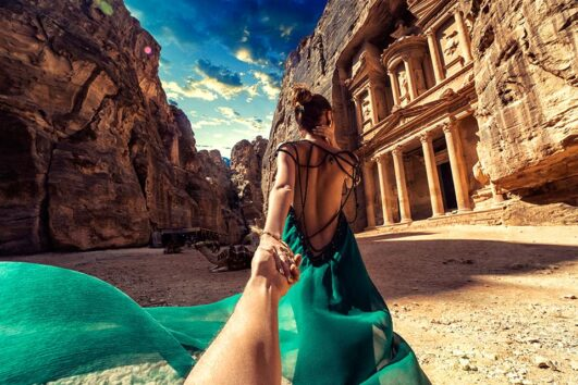 Explore Jordan in 5 Days