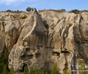 Fairy Chimneys in Urgup and Mustafapasha Village