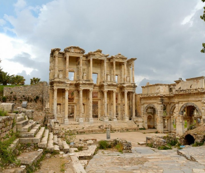 Full Day Ephesus from Marmaris