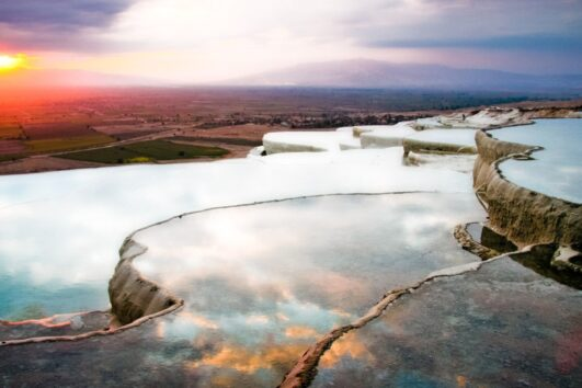 Hierapolis Pamukkale Tour From Antalya