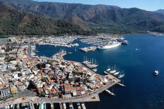 Marmaris and Icmeler Tour