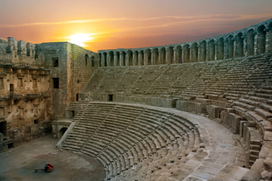 Perge, Aspendos And Kursunlu Waterfall Tour
