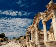 Private Ephesus, Terrace Houses and Artemis Temple Tour from Kusadasi