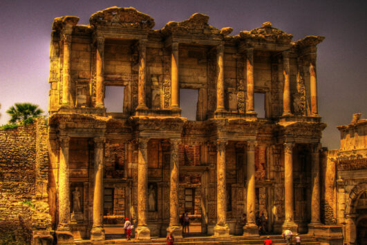 Private Tour of Ephesus, House of Virgin Mary & Artemis Temple