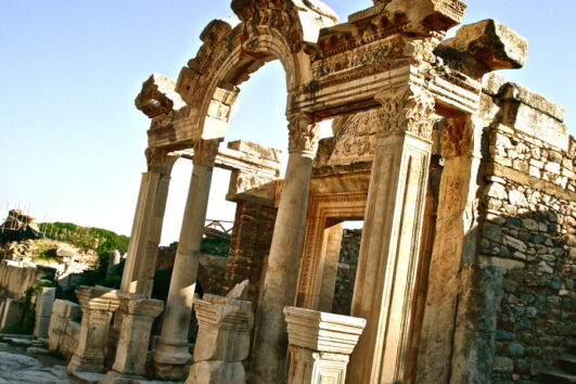 Tour of Ephesus, House of Virgin Mary & Artemis Temple