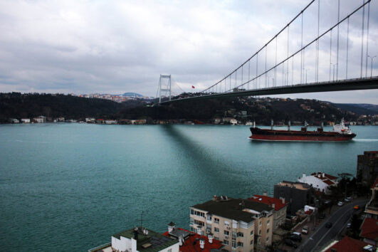 Full Day Istanbul Bosphorus Cruise and Asia Tour