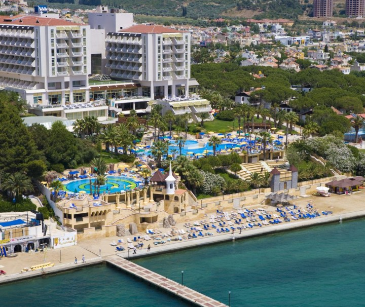 Fantasia Deluxe Hotel - All Inclusive