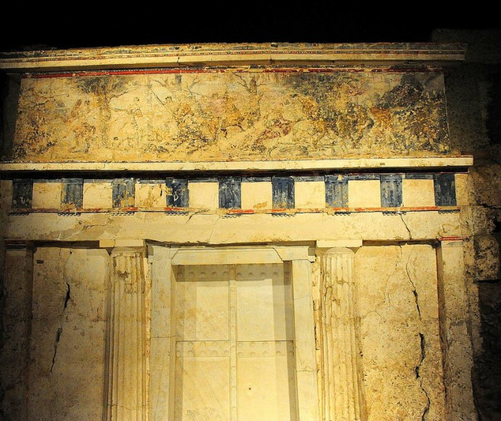 Royal Tombs of Vergina
