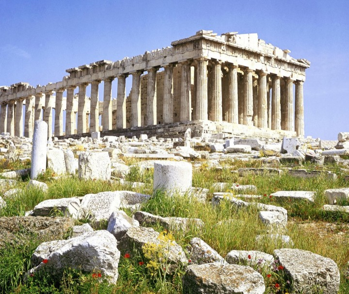 The Acropolis The Jewel of Athens Greece