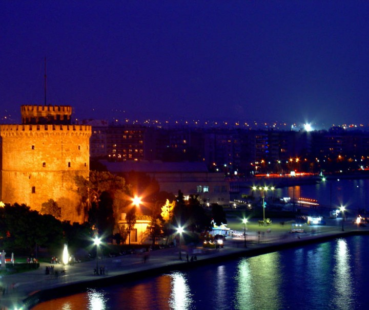 Thessaloniki Sightseeing Tour