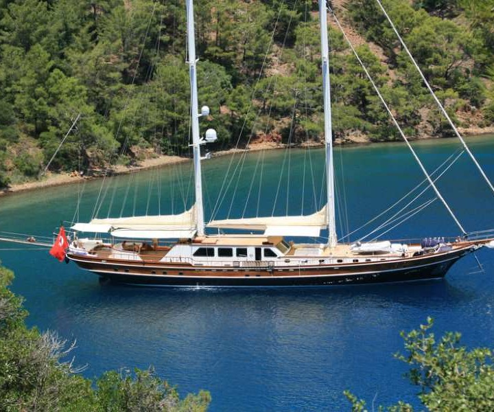 Turkey Blue Cruise Tour