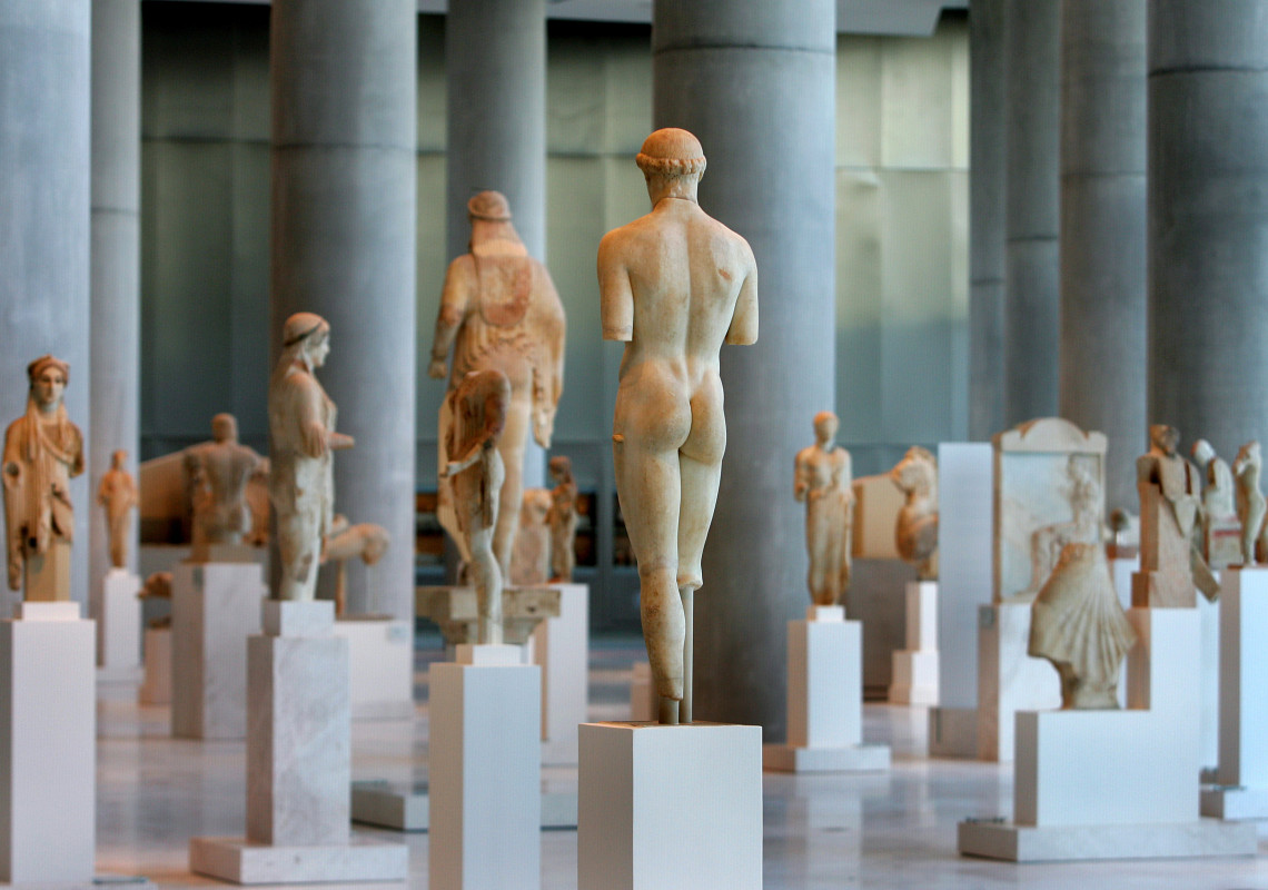 Tour Of Acropolis With New Museum