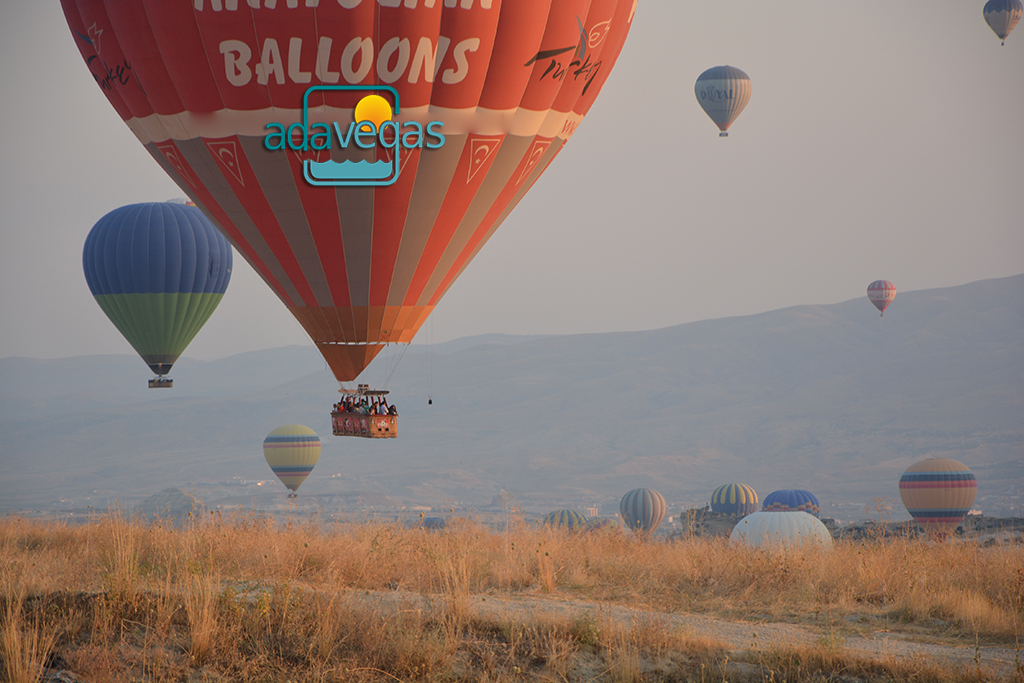Private Hot Air Cappadocia Balloon Tour