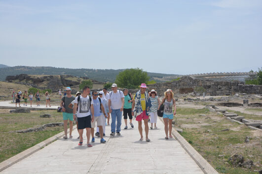 Private Pamukkale Tour