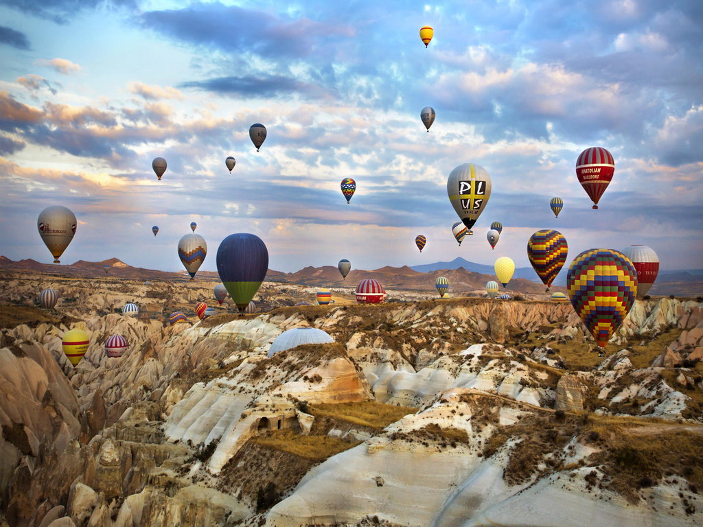 2 Day Tour To Cappadocia From Istanbul