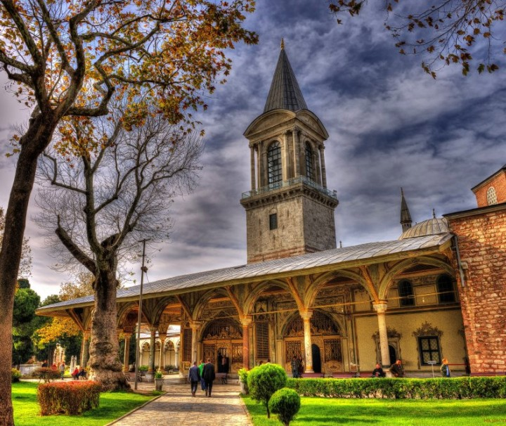 Topkapi Palace Tour