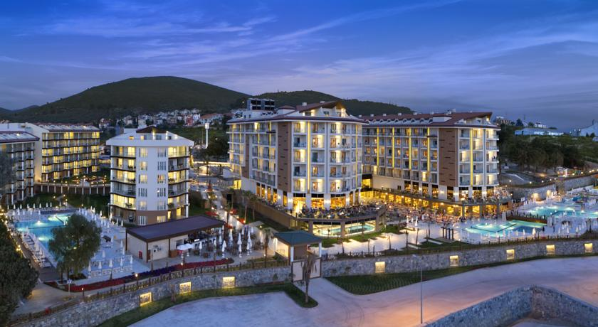 Kusadasi Hotel And Spa Resort