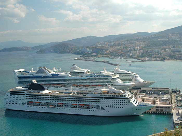 Kusadasi Cruise Excursions