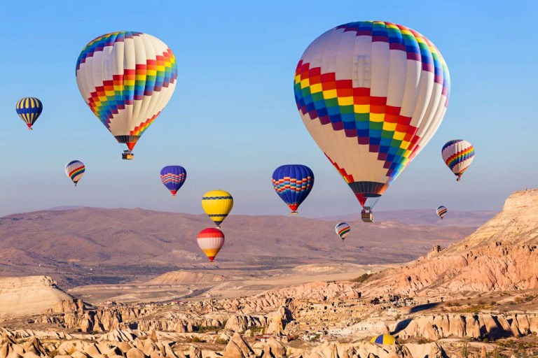 Best things to do in Cappadocia