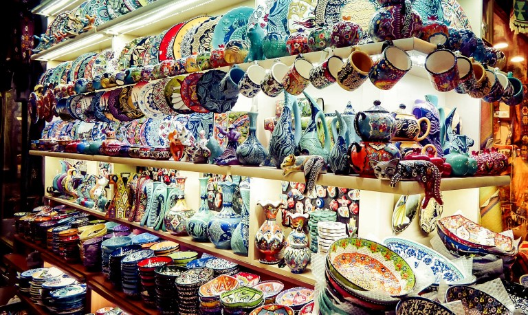 Turkish souvenirs