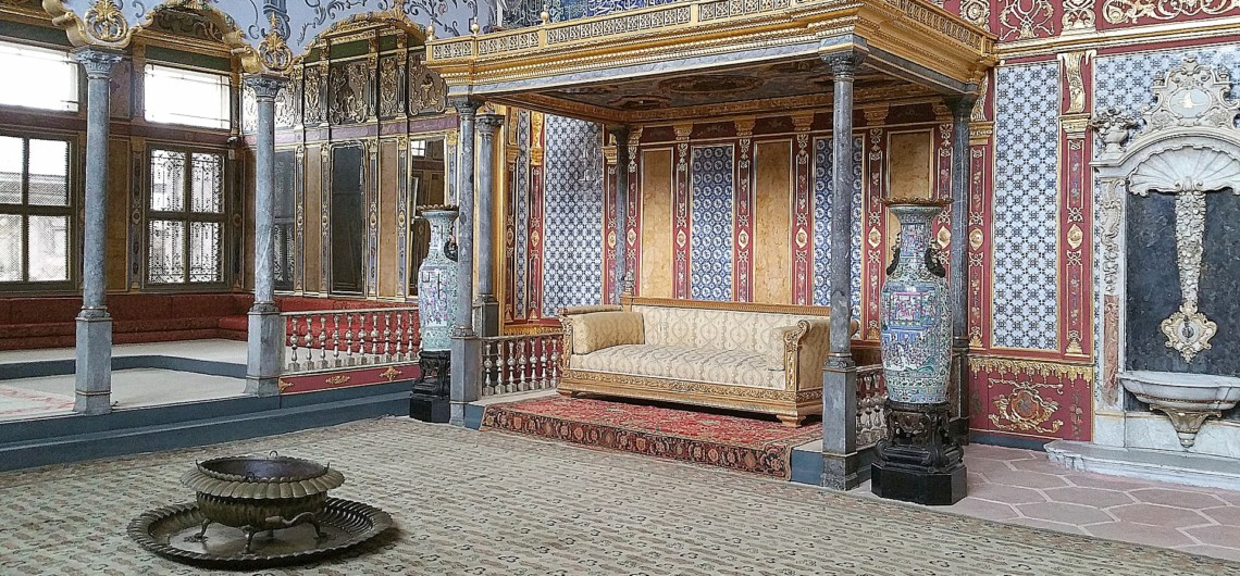 Luxury Ottoman Palaces In Istanbul
