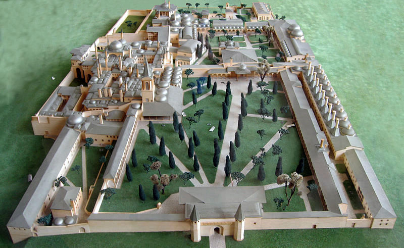 Topkapi Palace Model